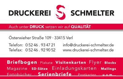 Druckerei-Schmelter